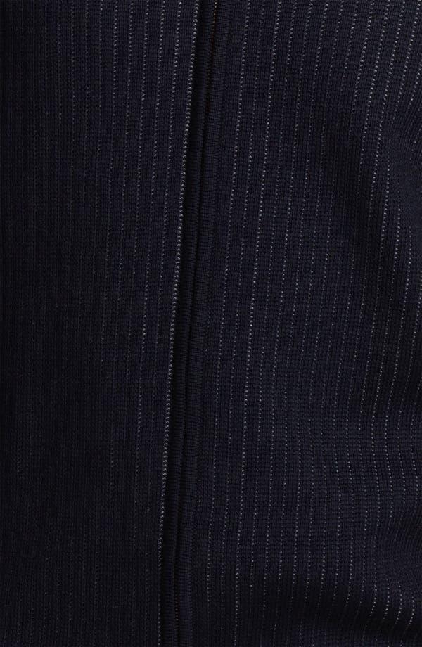 Alternate Image 3  - BOSS Black 'Laro' Wool Zip Cardigan