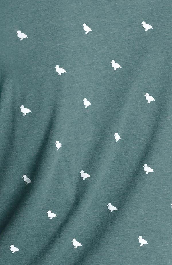 Alternate Image 3  - Topman Duck Print Polo