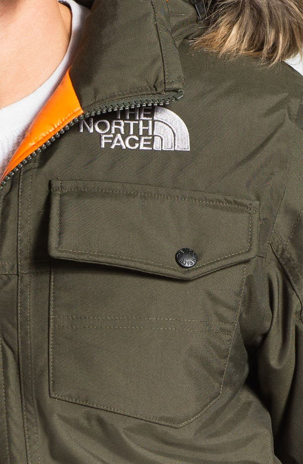 Alternate Image 3  - The North Face 'Yellowband' Waterproof Parka