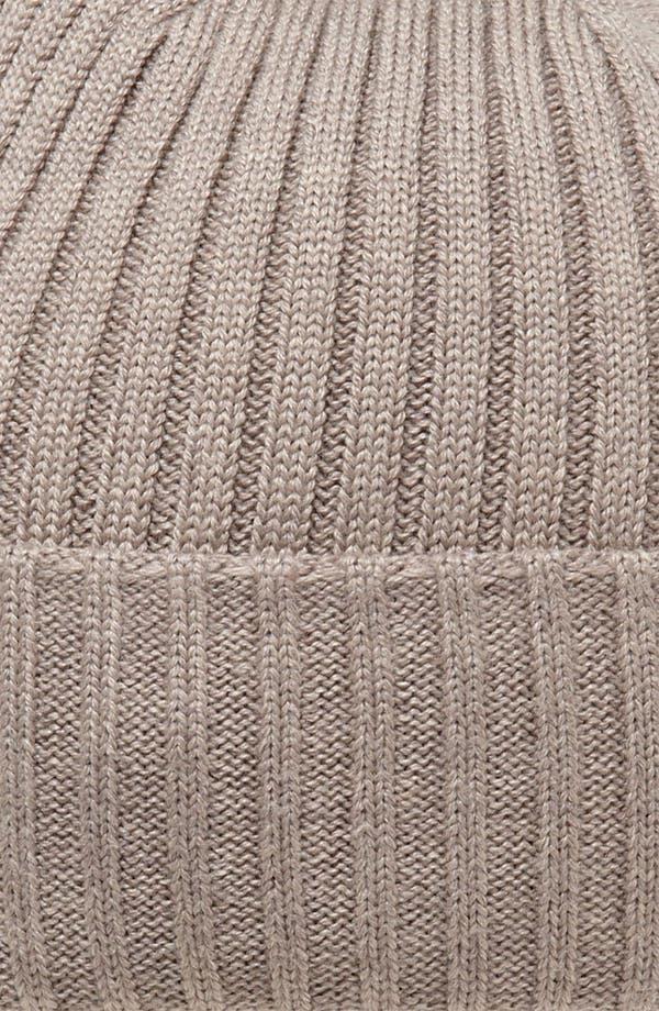 Alternate Image 2  - BOSS Orange Wool Blend Knit Cap
