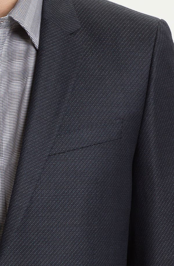 Alternate Image 3  - HUGO 'Amares' Trim Fit Wool Blazer