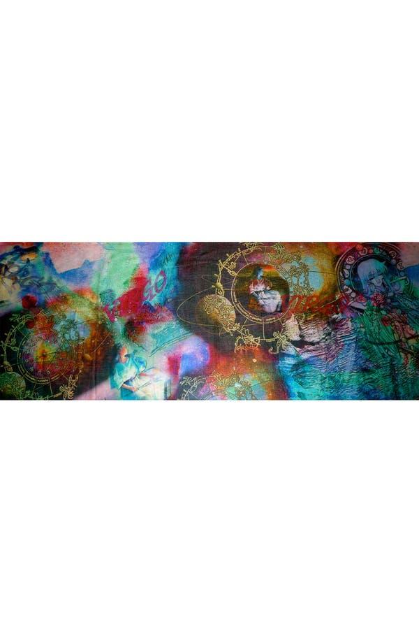 Alternate Image 4  - Shawlux 'Virgo' Cashmere & Silk Scarf