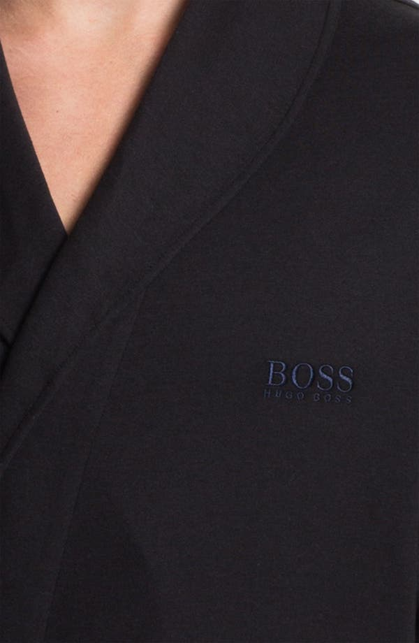 Alternate Image 3  - BOSS HUGO BOSS 'Innovation 3' Shawl Collar Knit Robe