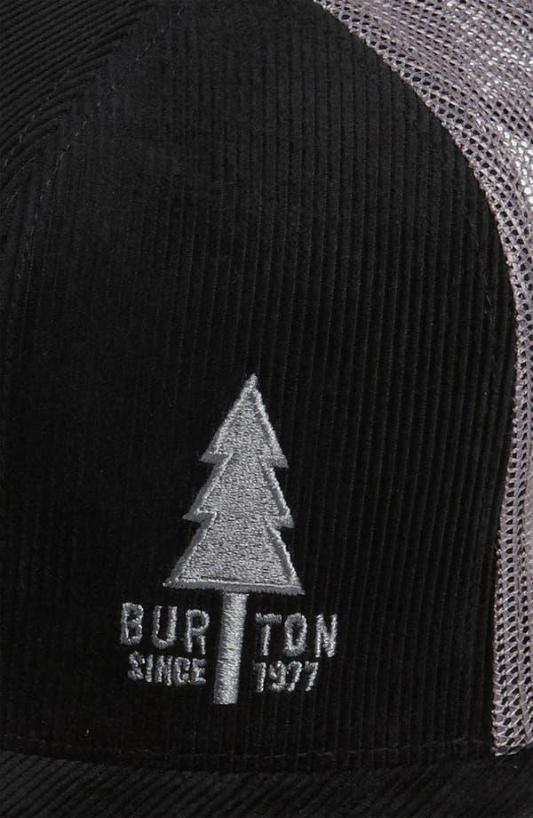 Alternate Image 2  - Burton 'Daggers Pine' Snapback Hat