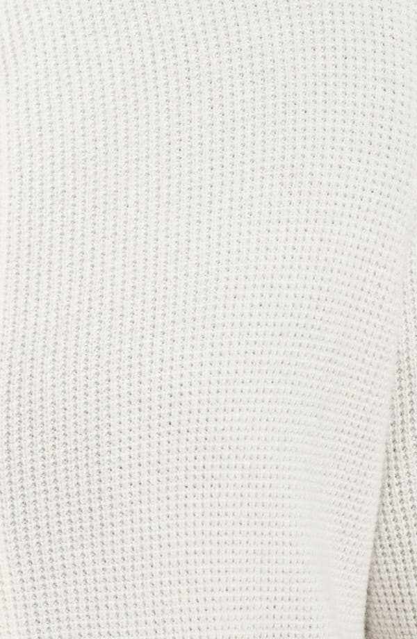 Alternate Image 3  - Theory Zip Front Cashmere Cardigan