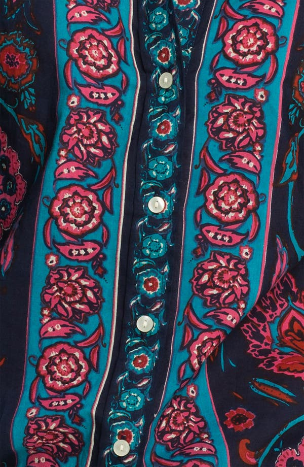 Alternate Image 3  - Lucky Brand 'Joan' Scarf Shirt