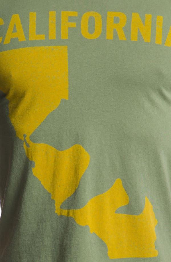 Alternate Image 3  - Altru 'California Bear' Graphic T-Shirt