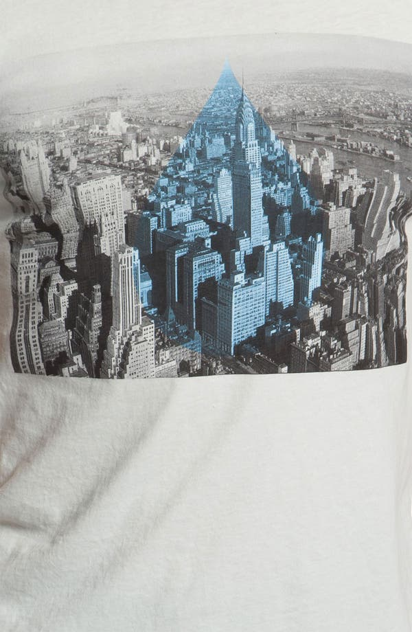 Alternate Image 3  - Element 'City Lights' Graphic T-Shirt