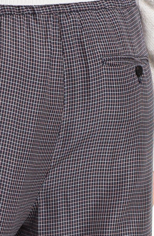 Alternate Image 3  - 3.1 Phillip Lim Check Print Draped Trousers