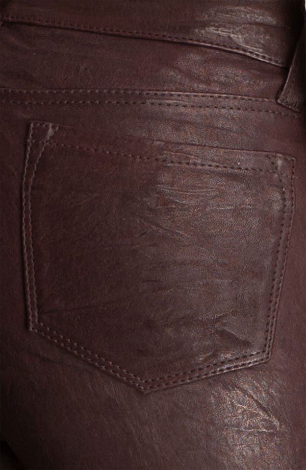 Alternate Image 3  - J Brand '8001' Lambskin Leather Pants