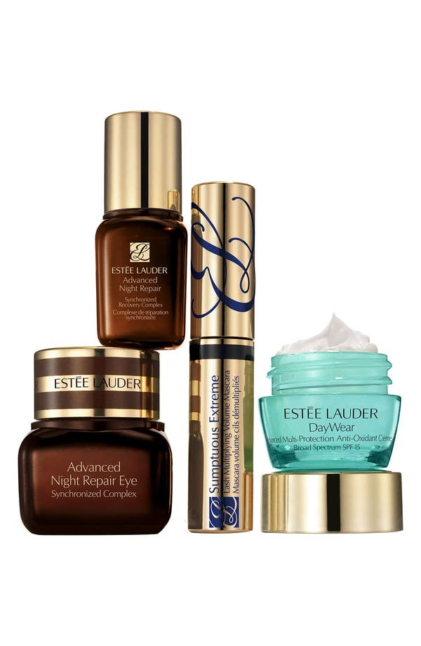 Main Image - Estée Lauder 'Beautiful Eyes' Advanced Night Skincare Set