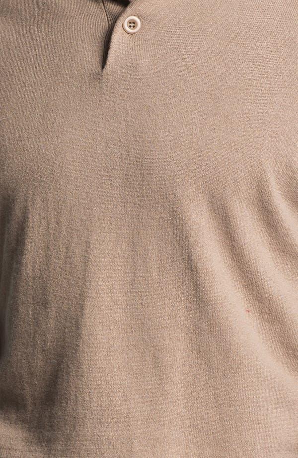 Alternate Image 3  - Ben Sherman Shawl Collar Sweater