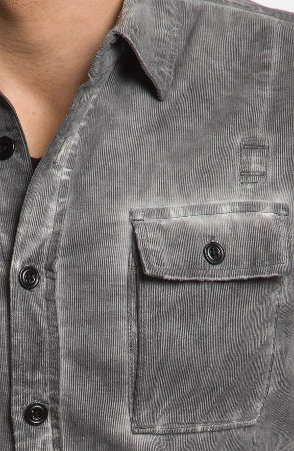 Alternate Image 3  - PRPS Washed Corduroy Shirt