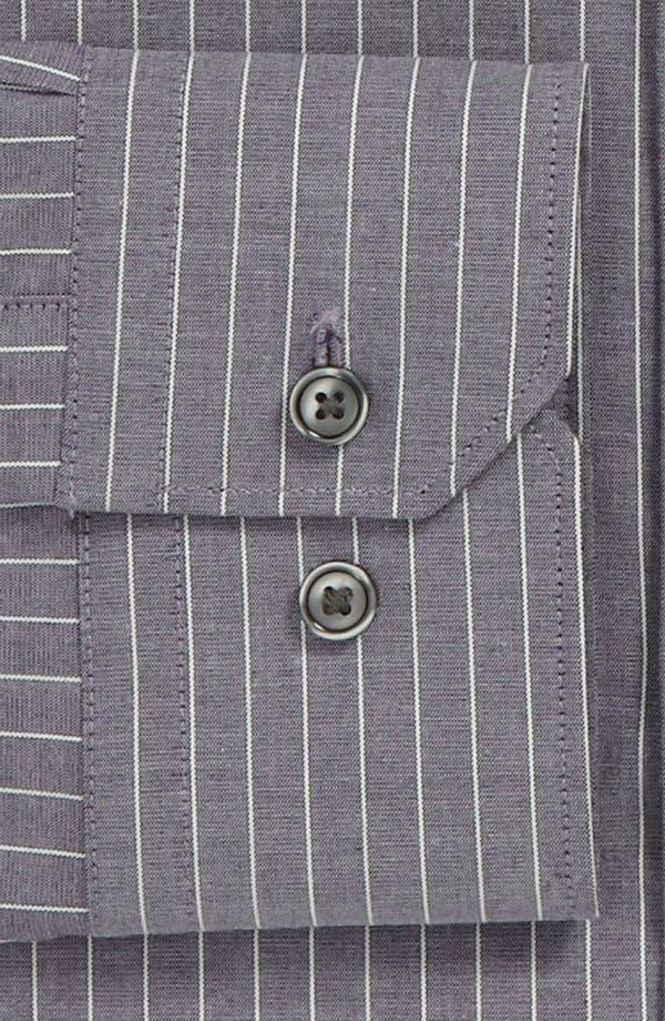Alternate Image 2  - Calibrate Slim Fit Non-Iron Dress Shirt