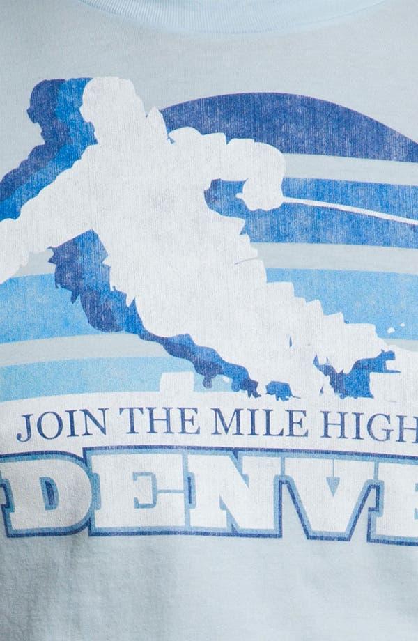 Alternate Image 3  - Topless 'Mile High Denver' T-Shirt