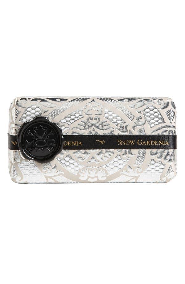 Alternate Image 1 Selected - MOR 'Emporium Black Collection - Snow Gardenia' Soap Bar