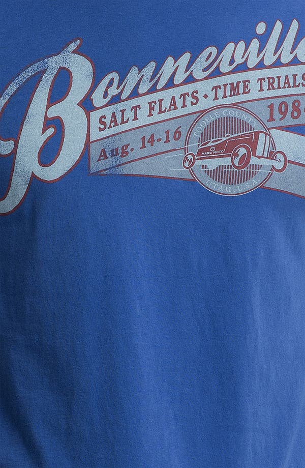 Alternate Image 3  - Denim & Leathers by Andrew Marc 'Bonneville Salt Flats' Graphic T-Shirt