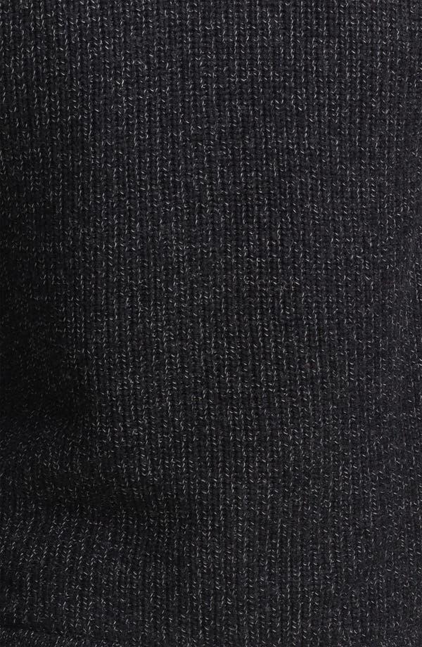 Alternate Image 3  - Topman Lined Shawl Collar Sweater