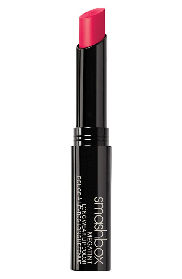 Alternate Image 1 Selected - Smashbox 'Megatint' Long Wear Lip Color