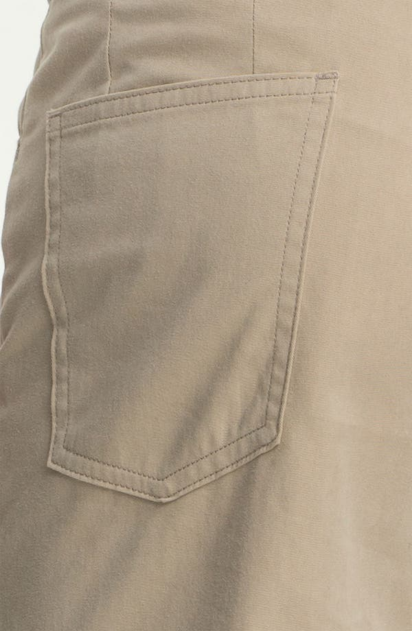Alternate Image 3  - John Varvatos Star USA Five Pocket Trousers