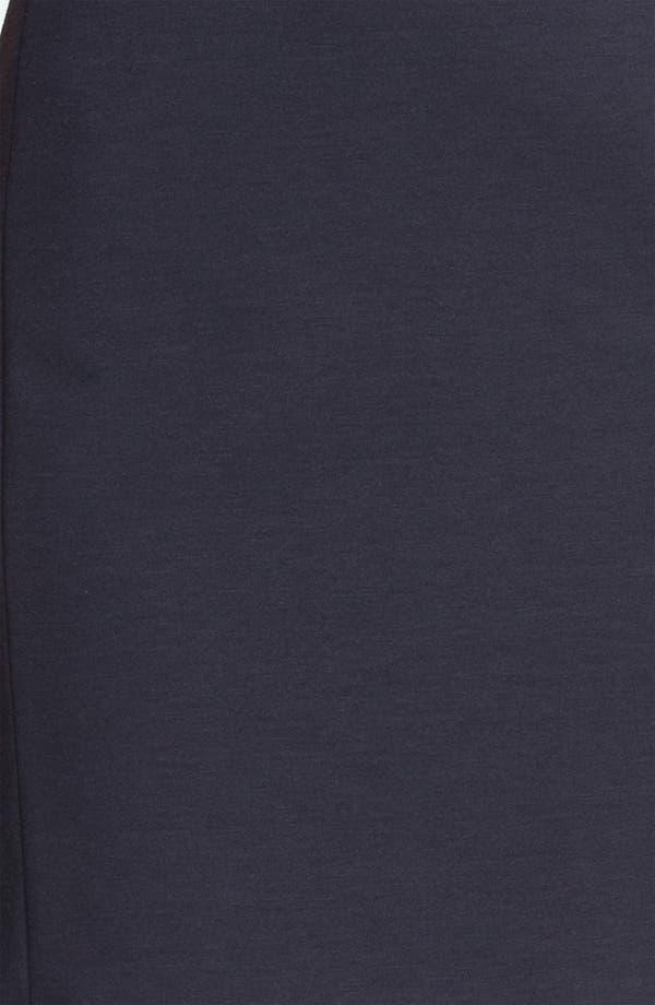 Alternate Image 3  - Rebecca Taylor Ponte Knit Sheath Dress