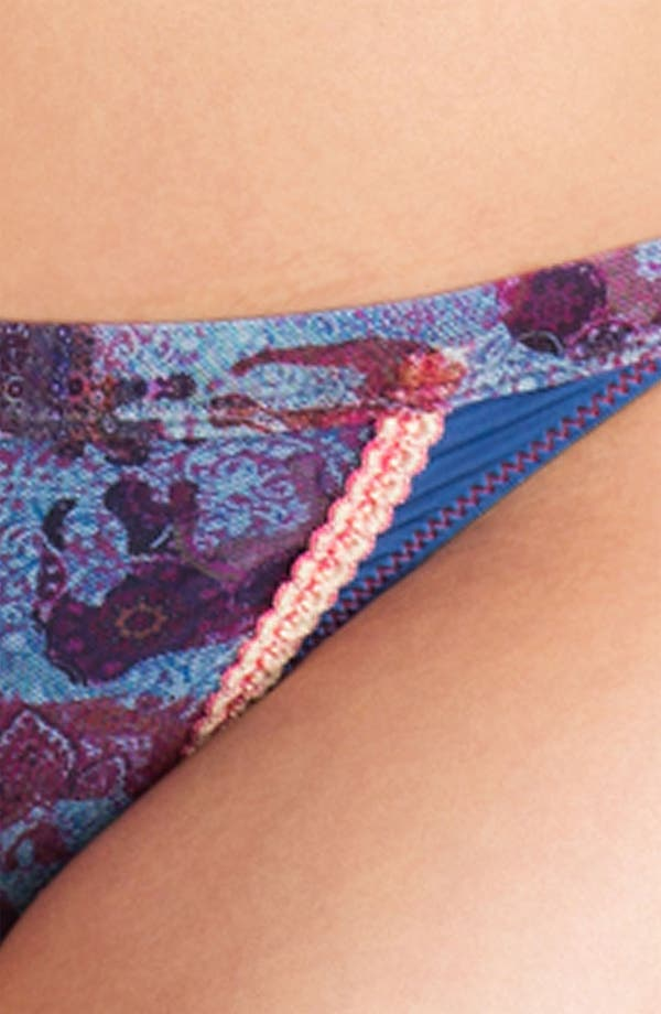 Alternate Image 5  - Maaji 'Find Your Heart' Low Rise Thong