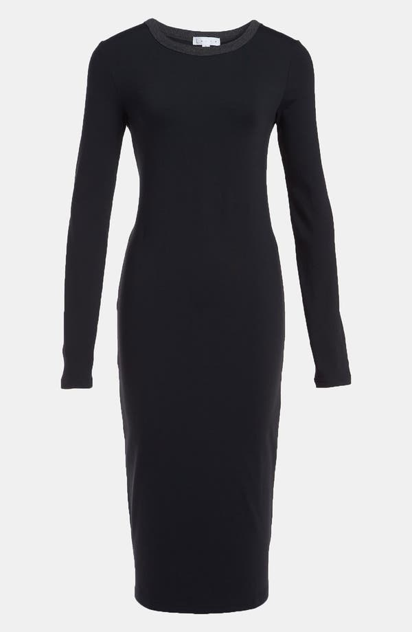 Alternate Image 1 Selected - Leith Body-Con Midi Dress