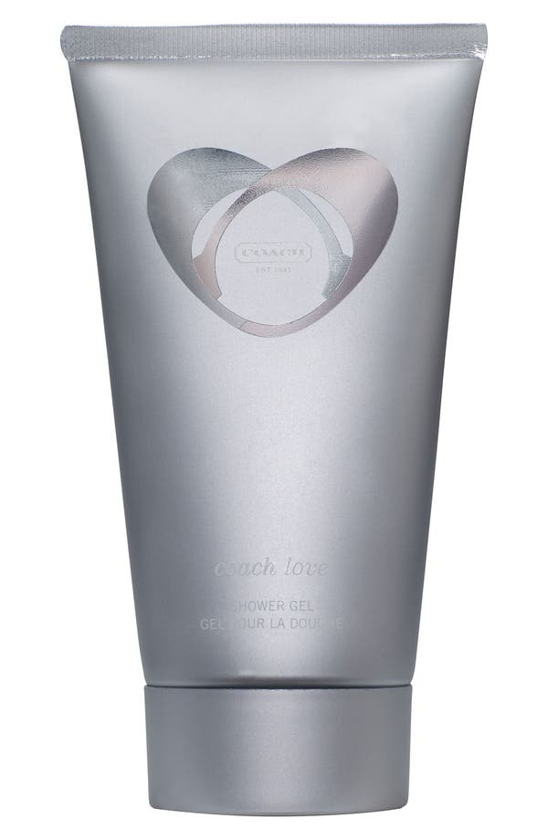Alternate Image 1 Selected - COACH 'Love' Shower Gel