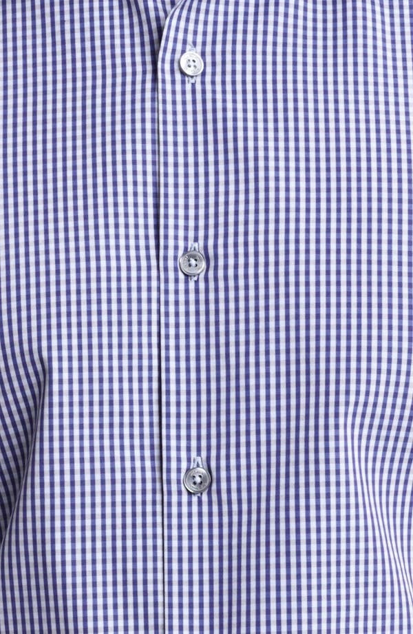 Alternate Image 3  - Paul Smith London Micro Gingham Shirt