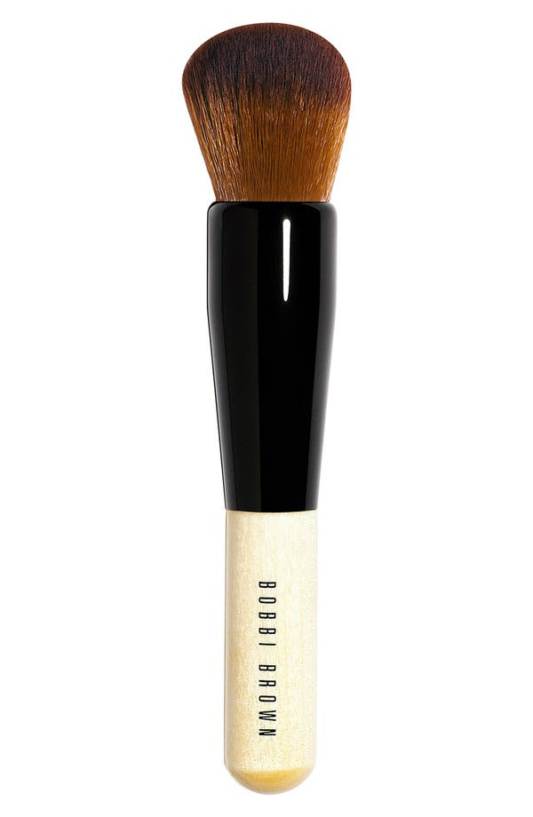 Alternate Image 1 Selected - Bobbi Brown Full Coverage Face Brush