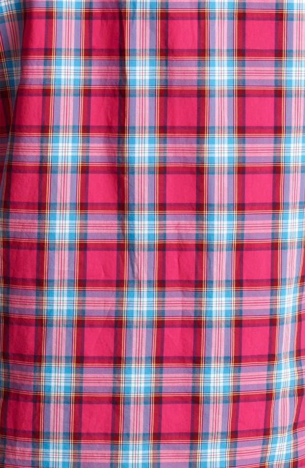 Alternate Image 3  - Mason's Plaid Woven Shirt