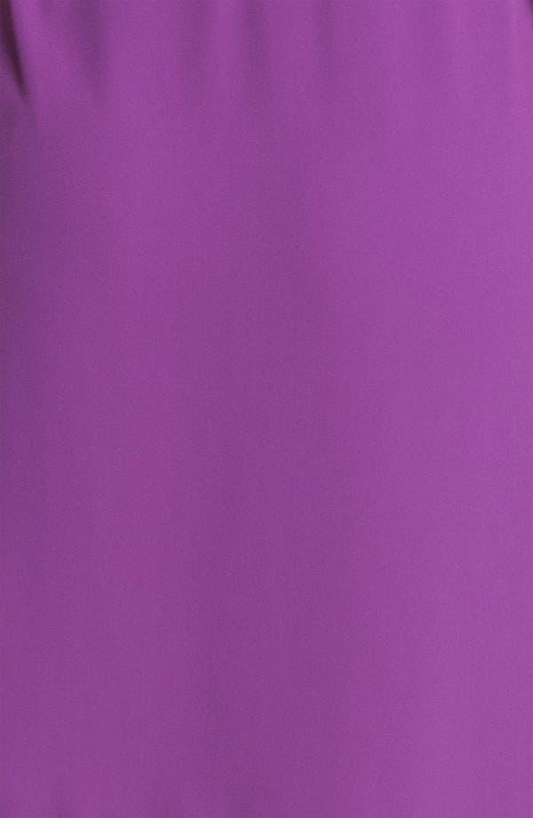 Alternate Image 3  - BCBGMAXAZRIA One Shoulder Asymmetrical Chiffon Dress