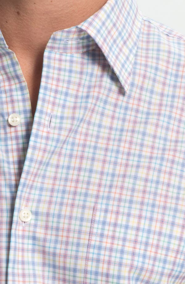 Alternate Image 3  - Peter Millar Regular Sport Shirt