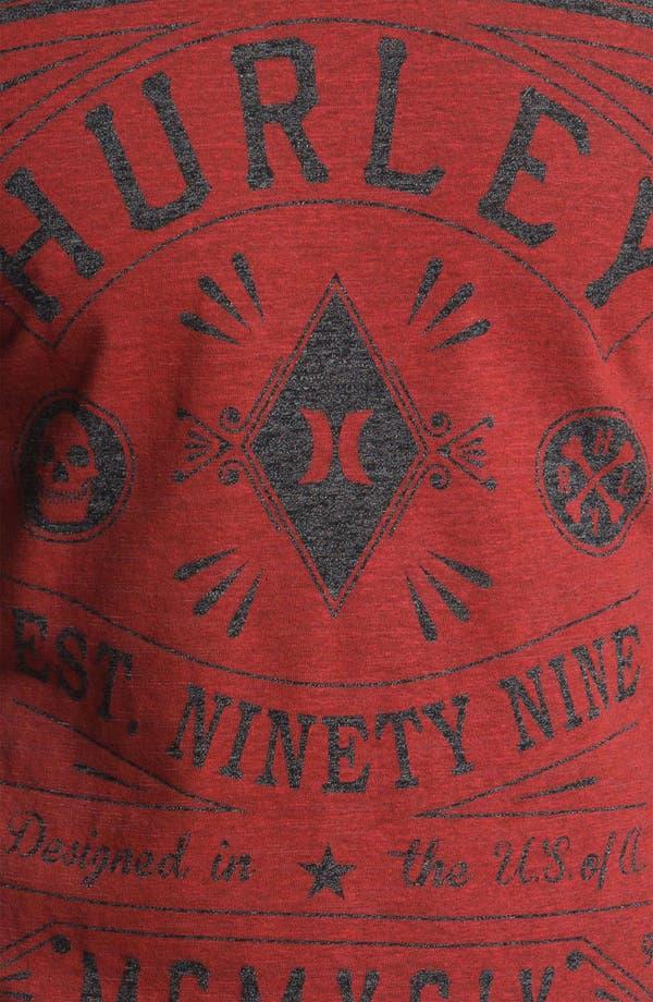 Alternate Image 3  - Hurley 'Lot 99' T-Shirt