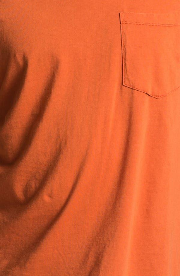 Alternate Image 3  - Nudie Pocket Crewneck T-Shirt