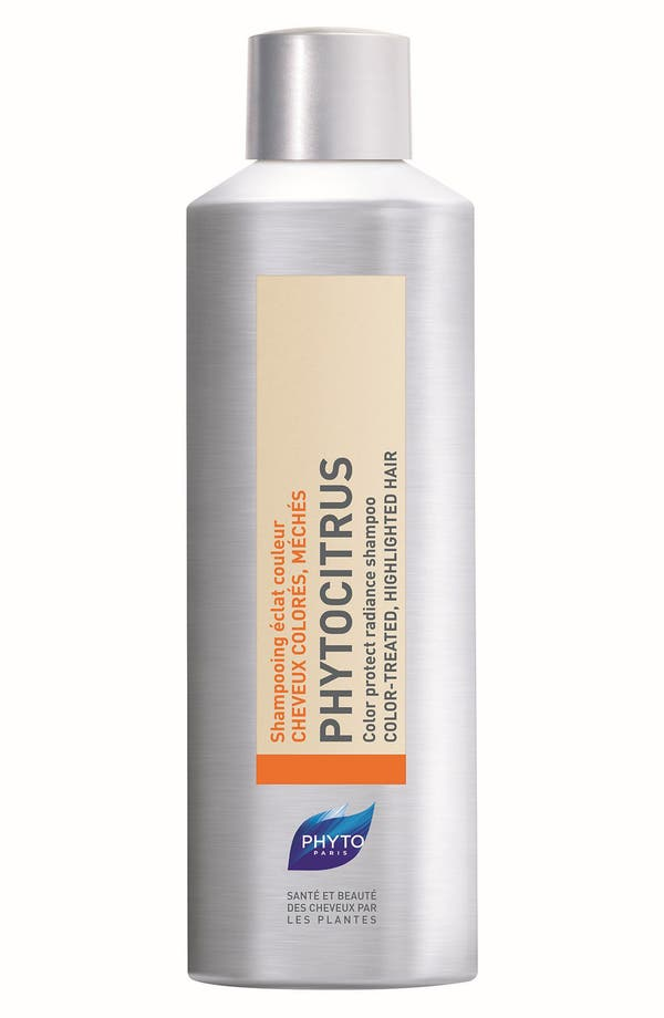 Alternate Image 1 Selected - PHYTO 'Phytocitrus' Vital Radiance Shampoo