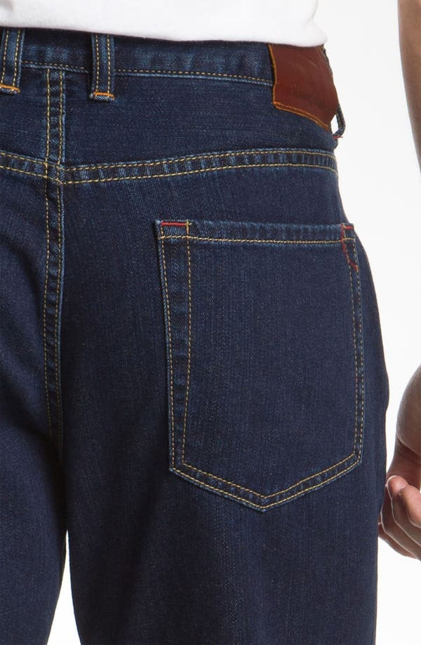 Alternate Image 4  - Tommy Bahama Denim 'Original Cooper' Jeans (New Rinse)