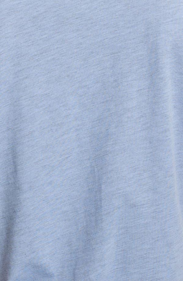 Alternate Image 3  - Vince Short Sleeve Henley T-Shirt