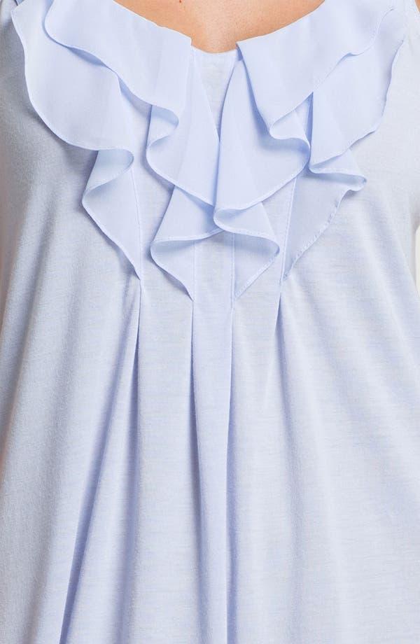 Alternate Image 3  - Oscar de la Renta Sleepwear 'Animal Blossom' Chemise
