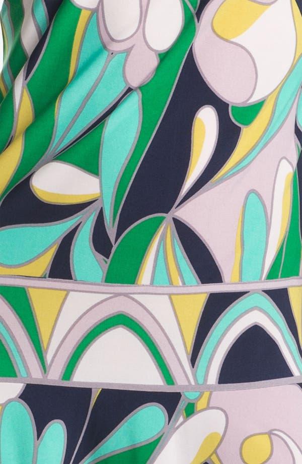 Alternate Image 3  - Donna Morgan Drop Waist Print Dress