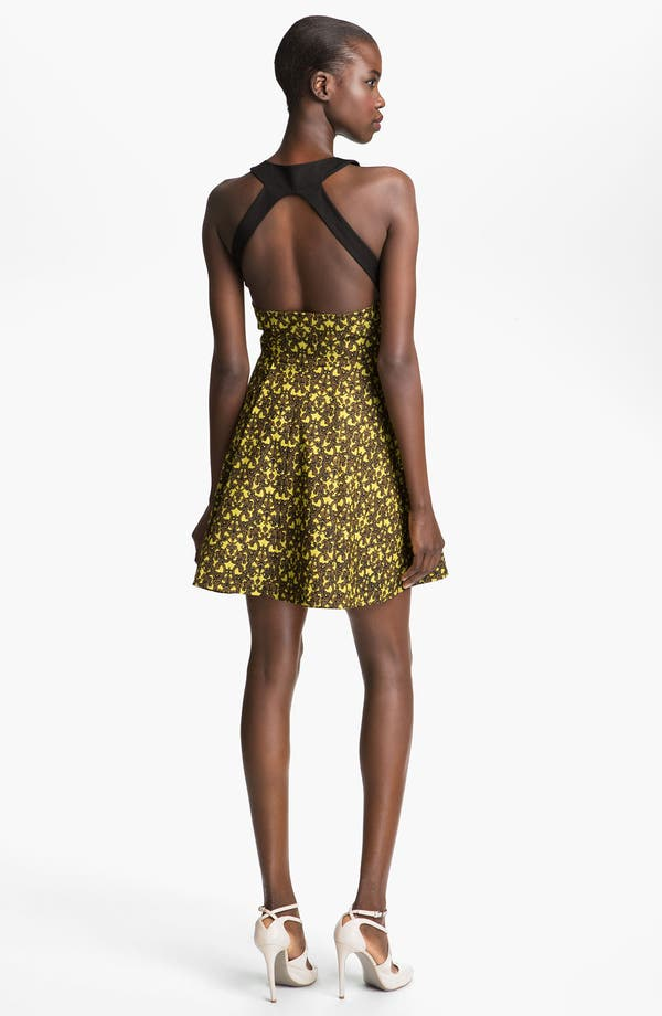 Alternate Image 2  - Robert Rodriguez Filigree Print Dress