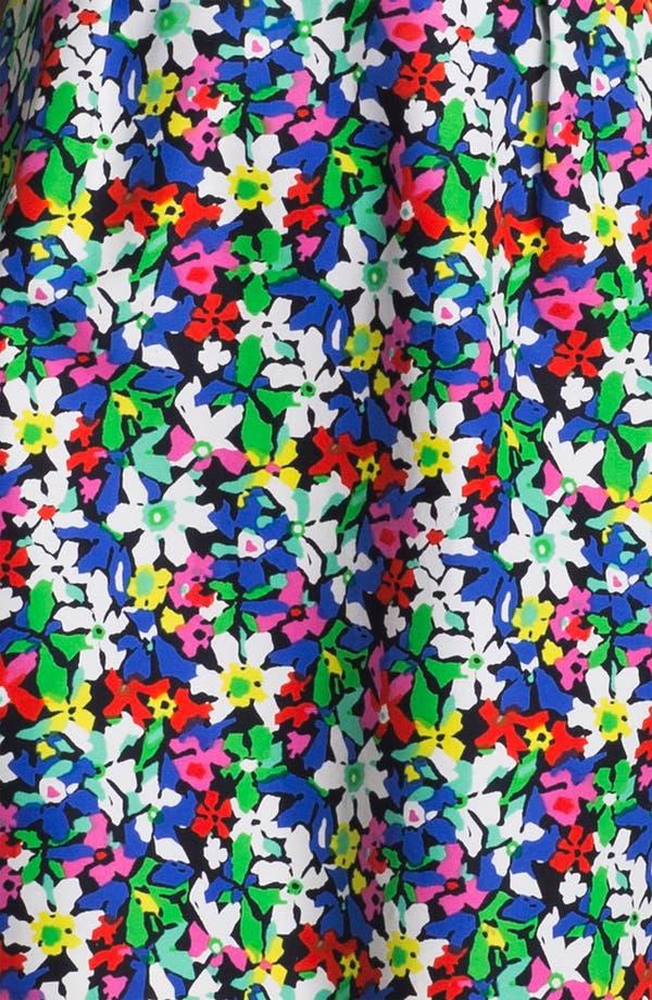 Alternate Image 3  - kate spade new york 'mira' cotton & silk sheath dress