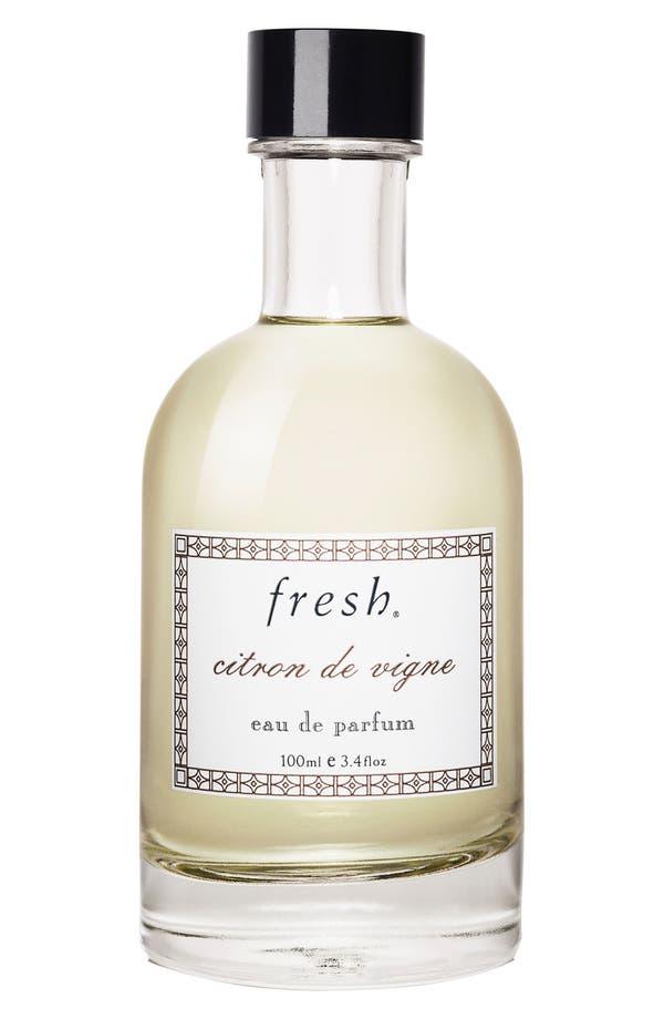 Alternate Image 1 Selected - Fresh® 'Citron de Vigne' Eau de Parfum