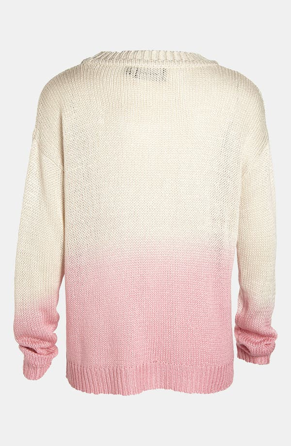 Alternate Image 3  - MINKPINK 'Melting Moments' Dip Dye Sweater