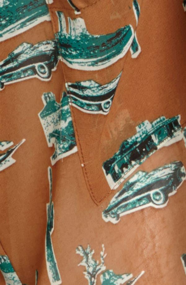 Alternate Image 3  - Viva Vena! Fringed Kimono Jacket