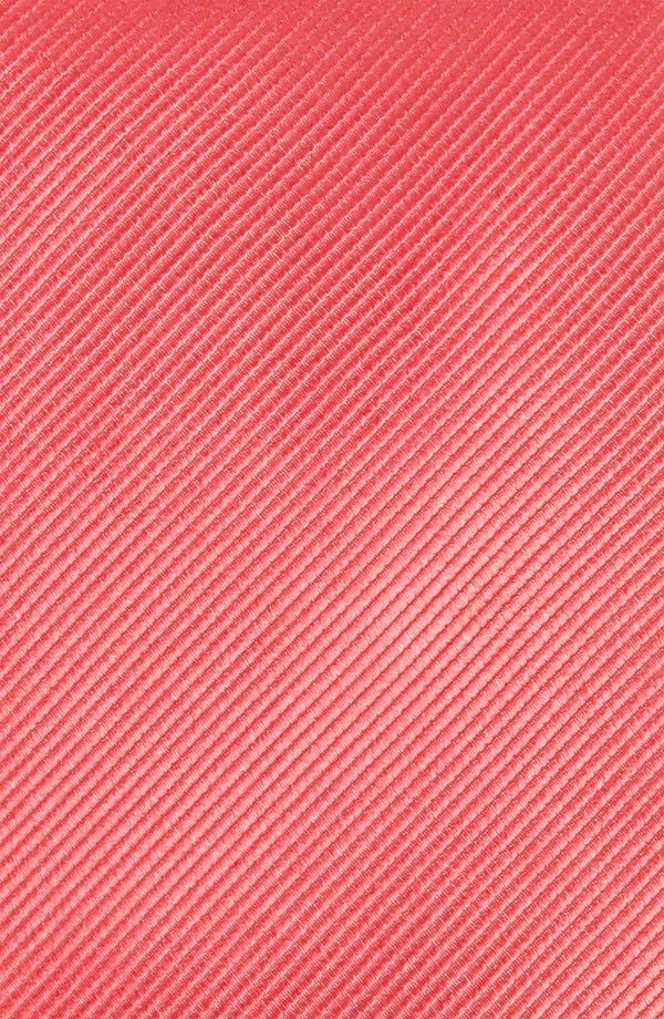 Alternate Image 2  - David Donahue Woven Silk Tie