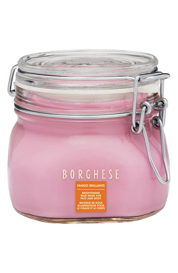 Alternate Image 1 Selected - Borghese 'Fango Brillante' Brightening Mud Mask (17.6 oz.)