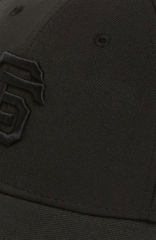Alternate Image 3  - New Era Cap 'San Francisco Giants - Tonal Classic' Fitted Baseball Cap