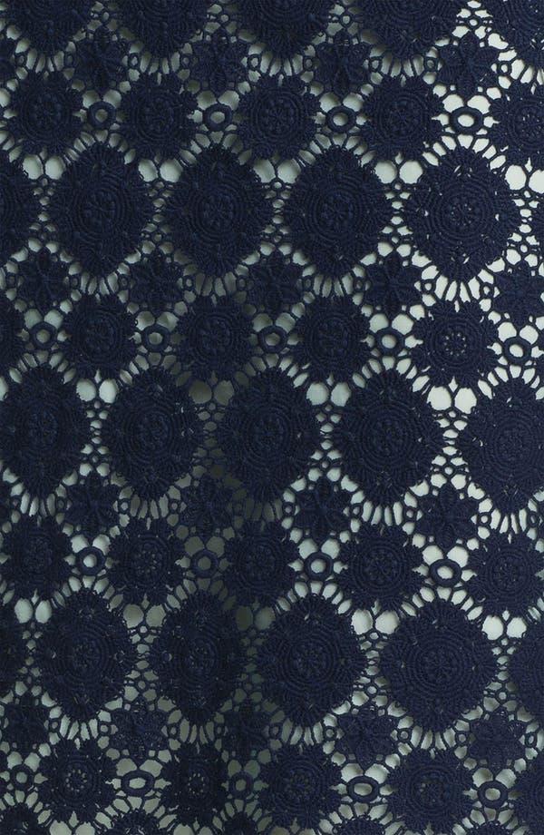 Alternate Image 3  - Vince Camuto Crochet Lace Pencil Skirt