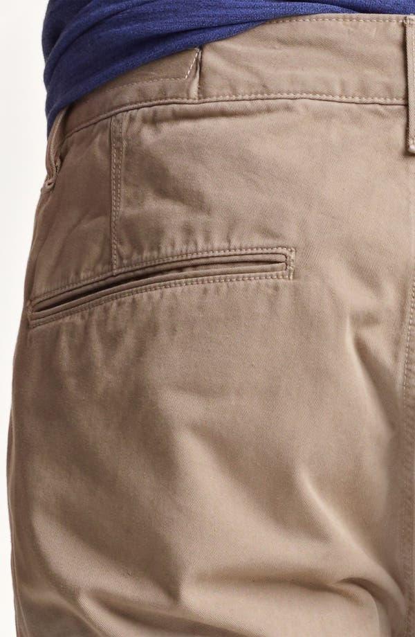 Alternate Image 3  - rag & bone 'RB7' Slim Fit Cotton Pants